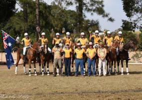 Polocrosse World Cup Aust vs Zimbabwe